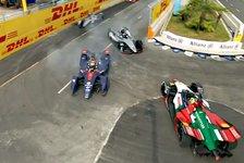 Formel-E-Unfall: Di Grassi tickt in bester Buemi-Manier aus