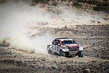 Fernando Alonso: So lief sein Dakar-Test mit Toyota
