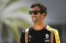 Formel 1 - Video: Daniel Ricciardo: Mein erstes Formel-1-Rennen als Fan