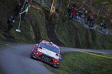 WRC Rallye Korsika 2019: Neuville feiert ersten Saisonsieg