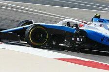 Formel 1, Bahrain 2019 - Kubica: