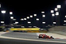Formel 1 2019 Sakhir, Training kompakt beim Bahrain GP