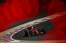 Formel 1, Ferrari holt Bahrain-Pole: Leclerc entzaubert Vettel