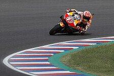 MotoGP - Kampfansage von Marc Marquez: Im Rennen noch stärker