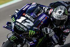 MotoGP-Analyse: Warf Vinales in Austin ein Podest weg?