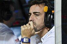 Formel 1: Fernando Alonso und McLaren trennen sich