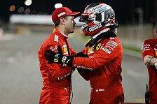 F1 Bahrain, Presse: Vettel braucht Hilfe, keinen Schnurrbart