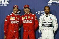 Formel 1 Favoritencheck Bahrain: Mercedes Gegner für Ferrari?