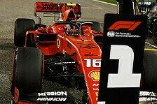 Formel 1 2019 Bahrain GP: Die Qualifying-Duelle