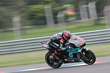 MotoGP Assen 2019: Heftige Stürze in FP1, Quartararo voran