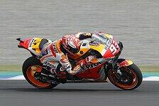 MotoGP Argentinien 2019: Marquez dominiert, Rossi wird Zweiter