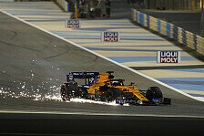 Formel 1, Sainz kurios: Ohne Verstappen-Crash noch mehr Frust