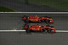Vettel vs. Leclerc: So geht Ferrari-Boss Binotto Teamorder an