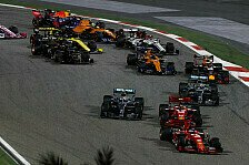 Formel 1 2019 Bahrain GP, Das Rennen kompakt: Team für Team
