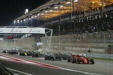 Formel 1 2020: Bahrain und Vietnam jetzt offiziell abgesagt