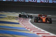 Formel-1-Analyse Bahrain: So machte Hamilton auf Vettel Druck