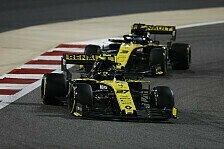 Formel 1 China: Renault bringt neue Motoren nach Doppel-Ausfall