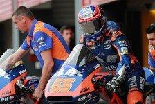 Moto2 Assen: Philipp Öttl startet wegen Barcelona-Sturz nicht
