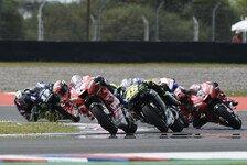 MotoGP - Brand in Argentinien: Ursache aufgeklärt