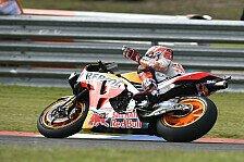 MotoGP - Argentinien: Marc Marquez' Rennen der Extreme