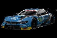 DTM: BMW zeigt erstes Auto-Design für Saison 2019
