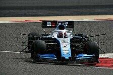 Formel 1: Claire Williams räumt Mitschuld am Desaster ein