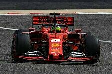 Formel 1 Ticker-Nachlese: Das war Mick Schumachers erster Test