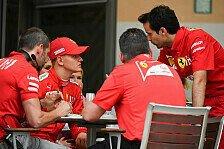 Ferrari-Teamchef: Mick Vater Michael Schumacher sehr ähnlich