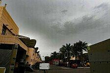 Formel 1 Bahrain Wetter: Mischt Regen die Qualifikation auf?