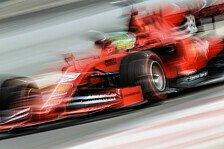 Formel 1: Mick Schumacher bei Ferrari-Debüt hinter Verstappen