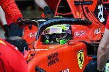 Formel 1 2019 Young Driver Test: Mick Schumacher im Ferrari