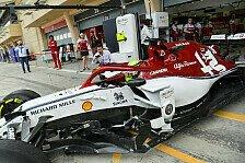 Formel 1 Live-Ticker: Test-Tag 2 in Bahrain mit Mick Schumacher
