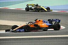 Formel 1: Renault jagt McLaren - die haben andere Prioritäten