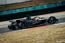 Formel E 2019: Mercedes testet neuen Silberpfeil in Varano