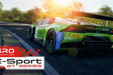 SRO Motorsport Group startet offizielle GT eSport Meisterschaft