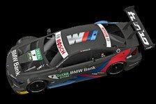 DTM: BMW zeigt Bruno Spenglers Black Beast für Saison 2019