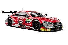 DTM-Autos 2019: Audi zeigt knallroten Turbo-RS 5 DTM