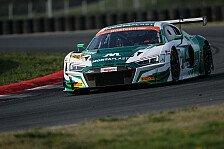 Audi-Bestzeit beim ADAC GT Masters-Test