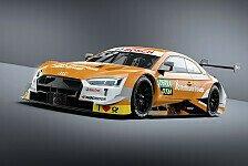DTM: Audi zeigt Greens Auto-Design - mit Turbo zum Titel?