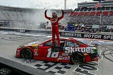 NASCAR - Bilder: Food City 500 - Rennen 8