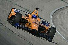 Alonso-Reminder bei Indy500-Test: Perfektion jede Runde Pflicht