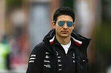 Formel 1: Esteban Ocon testet schon in Abu Dhabi für Renault
