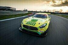 ADAC GT Masters, Fabian Vettel: Sebastian freut sich für mich