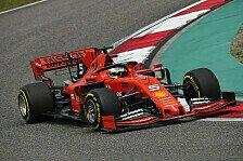 Formel 1 China, Vettel über Training: Wissen, was noch klemmt