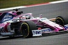 Formel 1, Racing Point im Mercedes-Windkanal: Nächstes B-Team?