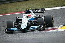 Formel 1, Kubica fährt hinterher: Rennpace früher meine Stärke