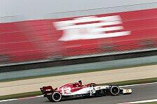 Formel 1 China, Räikkönen ärgert sich: Reifen verderben Attacke