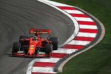 F1-Trainingsanalyse China: Ferrari vs. Mercedes vs. Red Bull