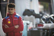 Formel E: Strafe! Wehrlein verliert Pole Position in Paris