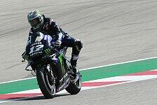 MotoGP Austin 2019: Vinales schlägt Marquez im 2. Training